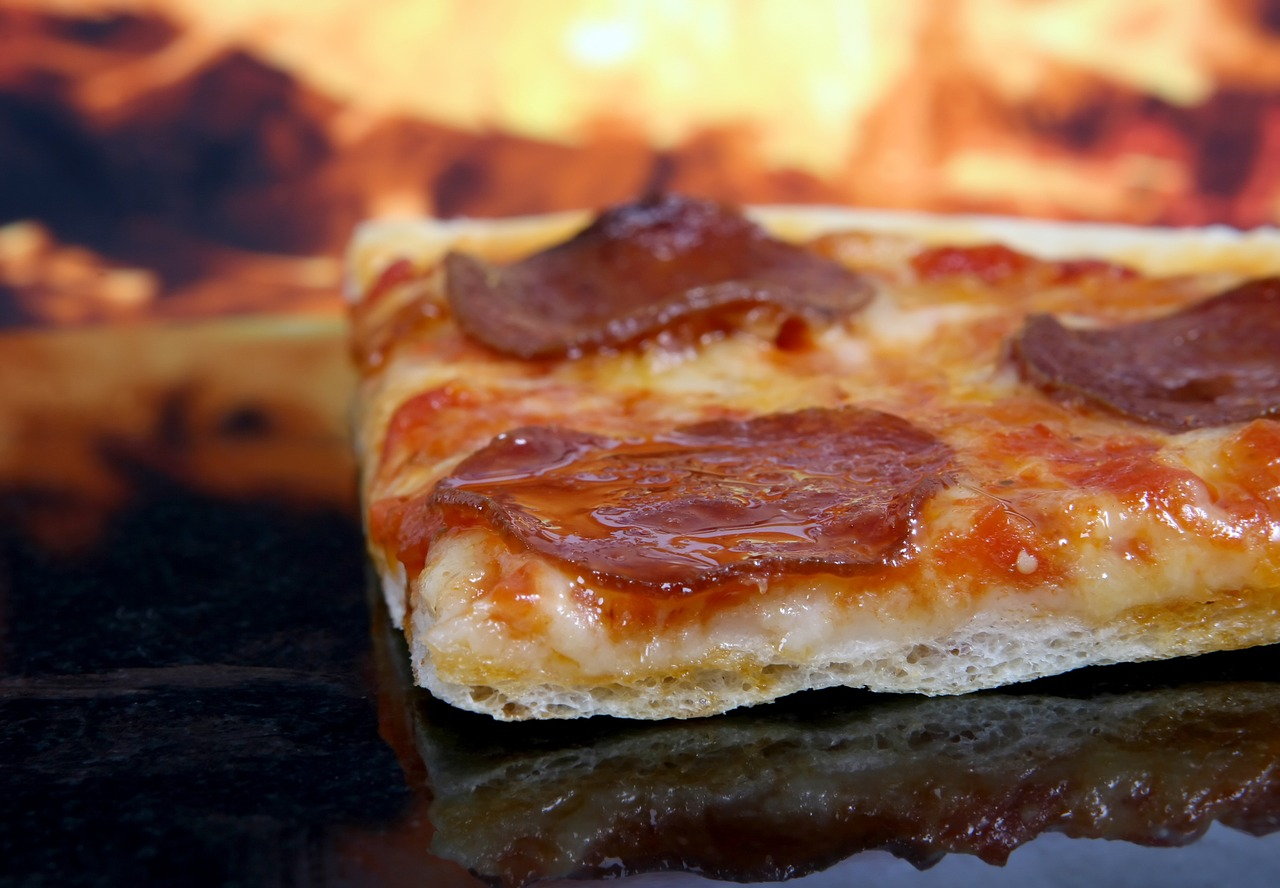 Mini Backofen Pizza