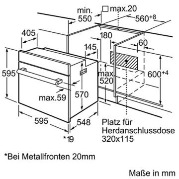 Bosch HBA33B150 Backofen - 9