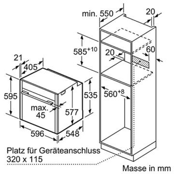 Neff BCR 4522 N Backofen - 10
